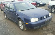 Volkswagen Golf4 2004 Blue for sale