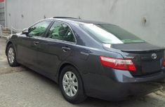 Clean neat Toyota Camry 2002 grey for sale