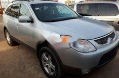 Hyundai Veracruz 2007 Petrol Automatic Grey/Silver for sale