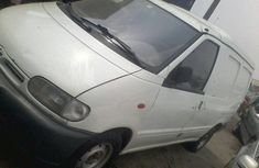 2000 Nissan Vanette Manual Diesel well maintained for sale