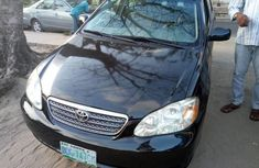 2006 Toyota Corolla Petrol Automatic for sale