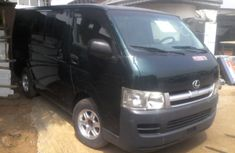Neatly used 2007 Toyota Hiace Hummer Bus for sale