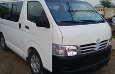 Foreign used Toyota HIACE Bus 2005 for sale