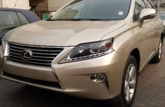 Well kept Lexus RX350 2010 for sale