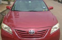Toyota Camry 2008 Model red for sale