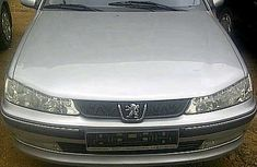 Clear tokubo Peugeot 2005 silver for sale