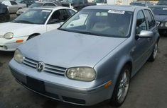 Good Used Volkswagen Golf 2000 blue for sale