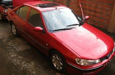 Clean tokubo Peugeot 406 2015 Red for sale