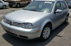 2005 Volkswagen Golf 3 silver for sale