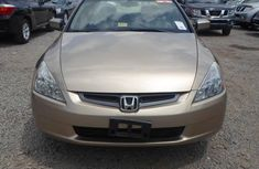 Accord 2005 Gold edition for sale