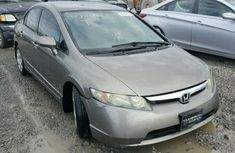 Honda Civic 2008 model Grey for sale at an affordable price