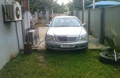 Mercedes-Benz S430 silver 2004 available for auction sale