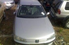 Clean Peugeot 406 2005 silvre for sale
