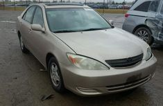 2002 Toyota Camry LE in good condition for sale