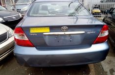 2003 Toyota Camry Automatic Petrol well maintained blue for sale