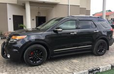 Almost brand new Ford Explorer Petrol 2015 for sale