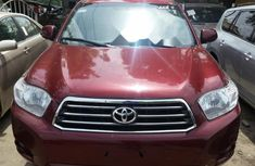 Toyota Highlander 2010 Automatic Petrol ₦6,600,000 for sale