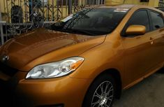 Almost brand new Toyota Matrix Petrol 2009 for sale