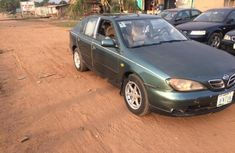 Nissan Primera 2000 Petrol Manual Green for sale