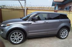 Almost brand new Land Rover Range Rover Evoque Petrol 2013 for sale