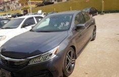 Honda Accord 2016 Petrol Automatic Grey/Silver for sale