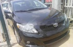 Toyota Corolla 2010 Automatic Petrol ₦3,370,000 for sale