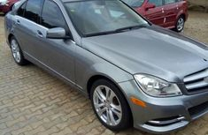 Mercedes-Benz C300 2012 Petrol Automatic Grey/Silver for sale