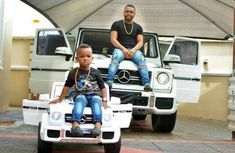 See super cool cars owned by celebrities' kids