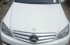 Nice Offer MERCEDES Benz 2008 white For Quick Sale
