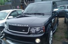 Clean LAND ROVER Range Rover 2008 for sale with full auction