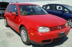 My supper clean Golf3 2000 red for sale