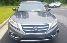 Honda Crosstour 2014 grey for sale