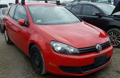 Clean Volkswagen Golf 2010 for sale