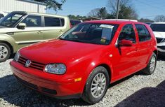 Tokunbo Volkswagen Golf 2003 model FOR SALE