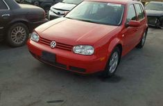 Very clean 2002 VOLSWAGEN Golf3 FOR SALE