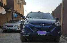 Hyundai Ix35 2011 Petrol Automatic Blue for sale