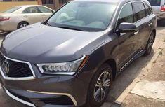 Almost brand new Acura MDX Petrol 2017 for sale