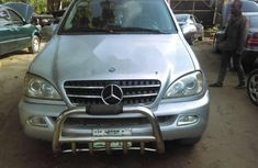 Mercedes-Benz ML 320 2002 Automatic Petrol ₦1,250,000 for sale