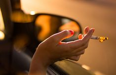 How to eliminate cigarette smell from your car