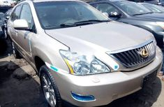 Lexus RX 2009 Automatic Petrol ₦4,600,000 for sale