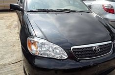 Good used Toyota Corolla for sale 2011 model