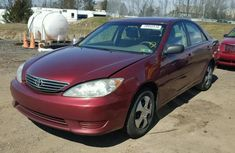 Toyota Camry 2006 in good condition for sale