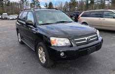 Toyota Highlander 2006 in good condition for sale