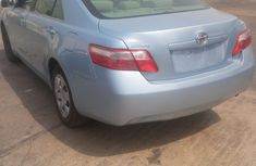 Clean 2015 Toyota Camry Blue for sale