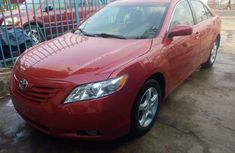 Toks Toyota Camry 2007 Red For Sale