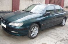 Clean Peugeot 406 2018 Green for sale