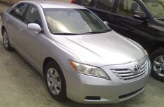 2007 Silver Toyota Camry LE For Sale