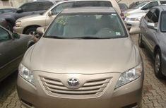 Toyota Camry 2007 gold Products Available 4 sale