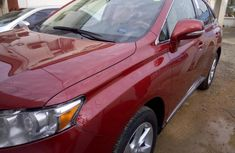 Lexus RX 2010 Automatic Petrol ₦8,500,000 for sale
