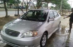 Almost brand new Toyota Corolla Petrol 2006 for sale